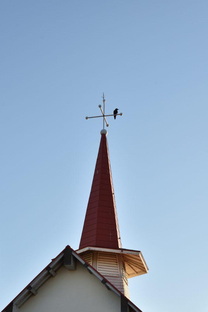 南林間5丁目大和カトリック教会です