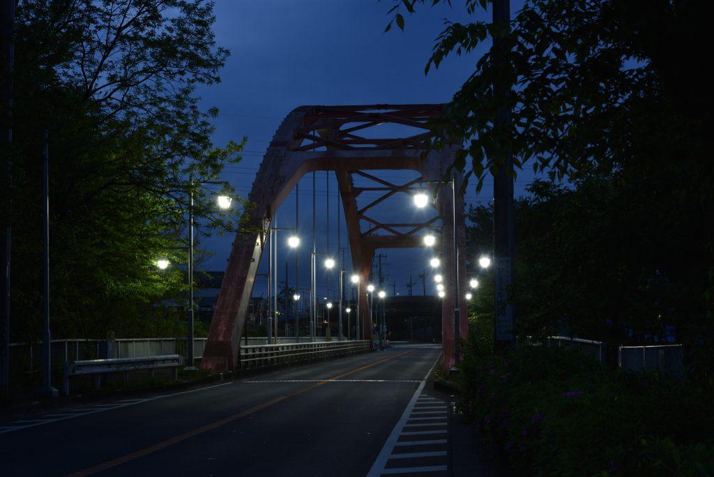 芹沢公園 2017年5月4日 芹沢陸橋です